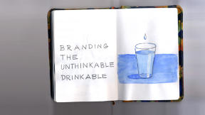 Branding The Unthinkable Drinkable