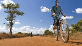 A Maintenance-Free Bike To Give Africans Some Mobility