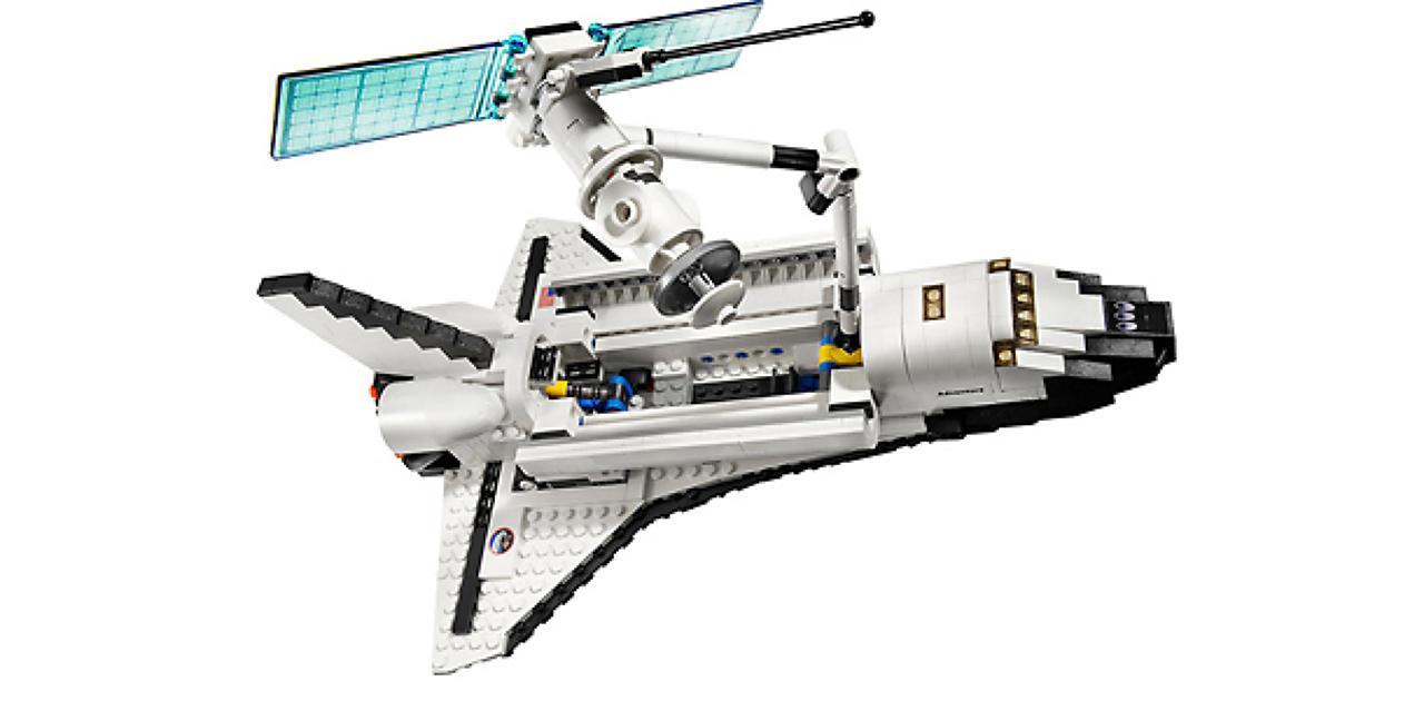 lego space shuttle plans - photo #41