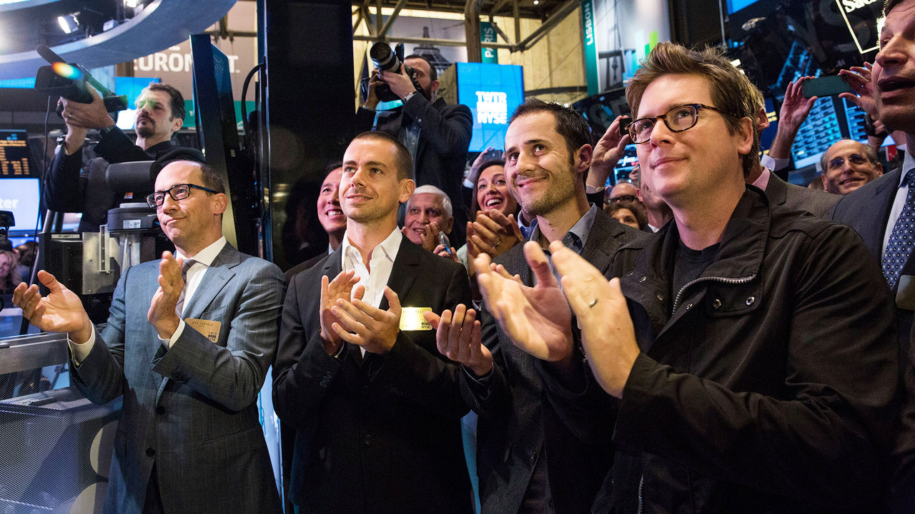 What It's Like To Ring The Opening Bell For Twitter As A 9-Year-Old In A Bird Tutu