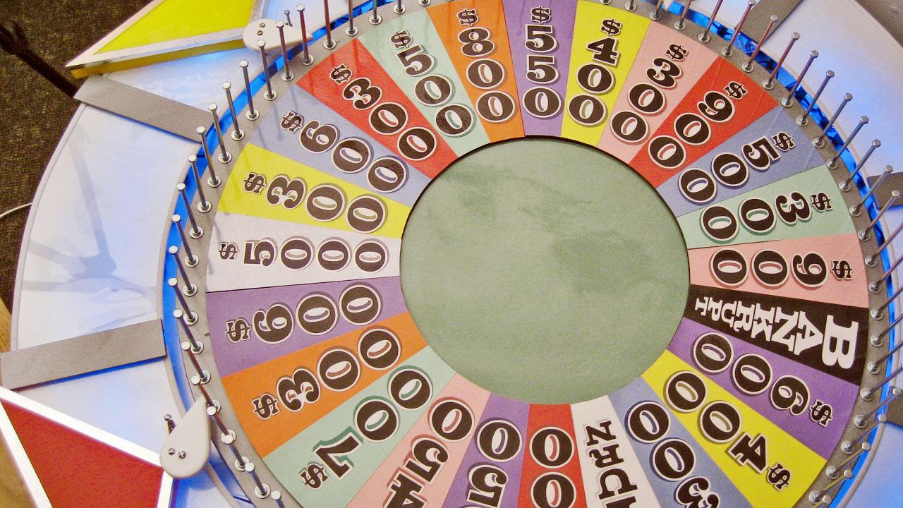 wheel of fortune most money won
