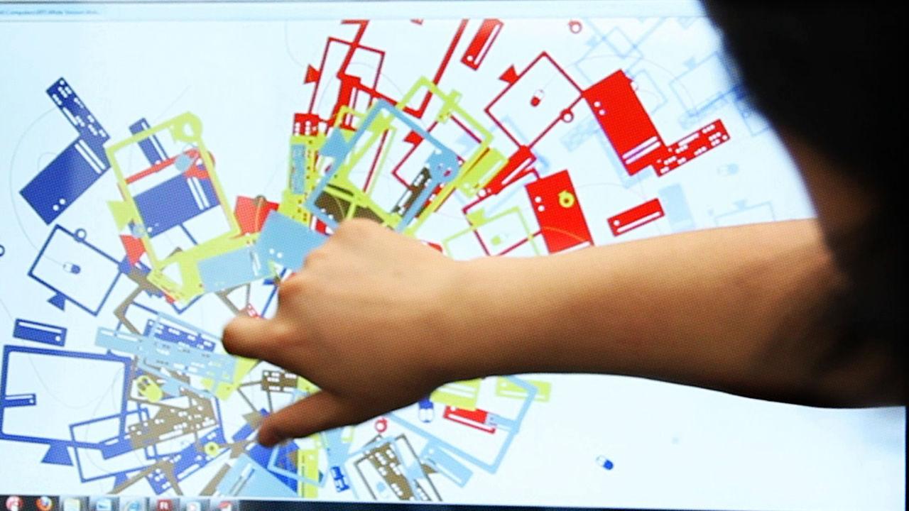 interactive data visualization Gallery