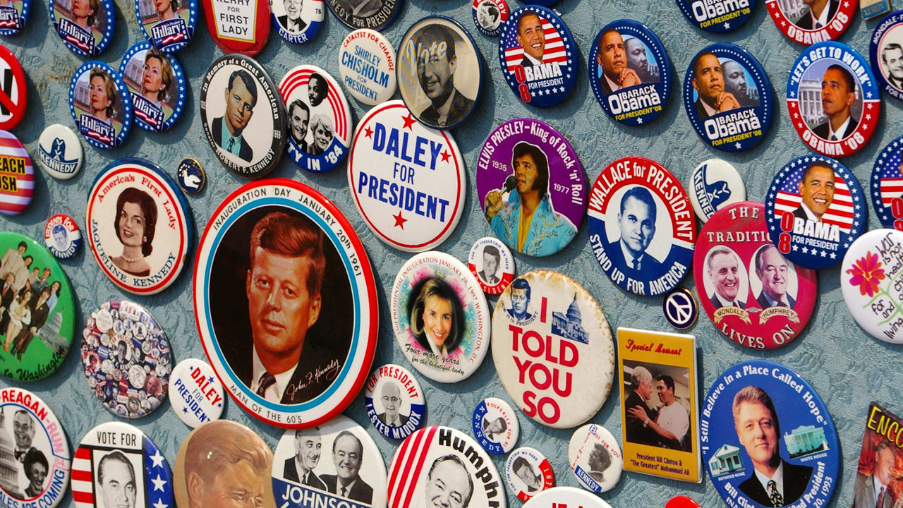 Image result for old presidential campaign ads