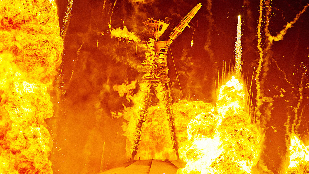 Behind The Scenes At The Most Ambitious Man Build In Burning Man History