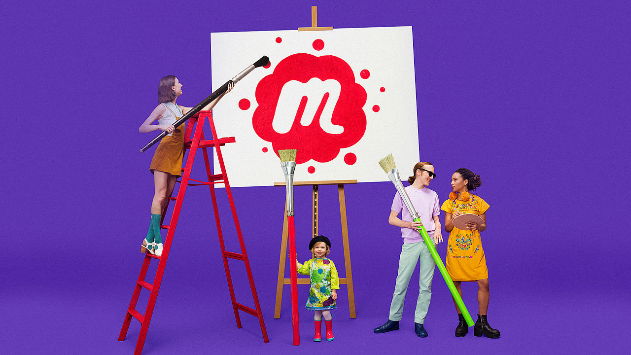 Meetup's New Brand Identity: Now Less Awkward Than Meeting I…