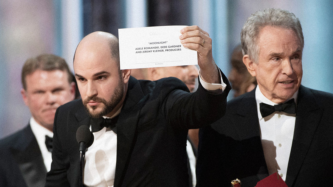 This Simple Design Change Would Have Saved The Oscars
