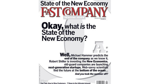What Is the State of the New Economy?