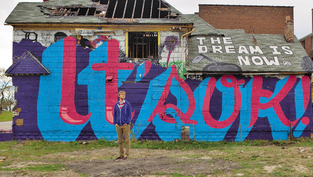 How A Young Community Of Entrepreneurs Is Rebuilding Detroit