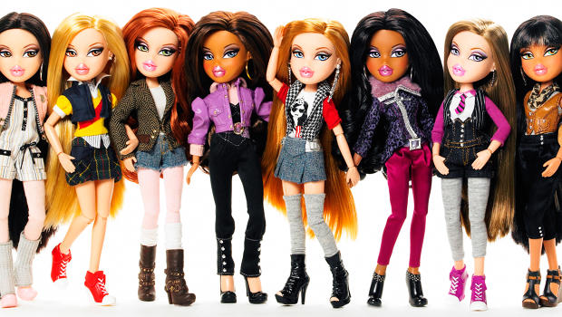 See What Bratz Dolls Look Like With Desexualized Makeunders Co Create Creativity Culture