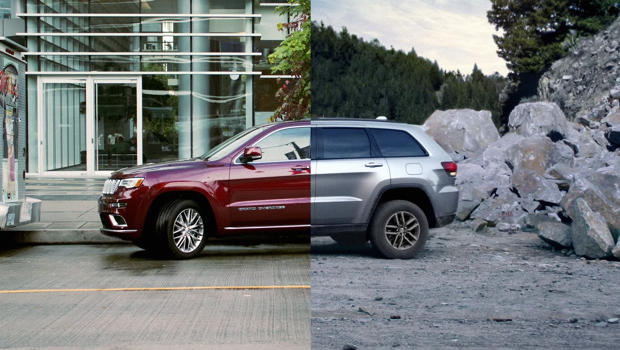 Least Creative Thing Of The Day: Jeep Grand Cherokee's Context-Free Political Ad