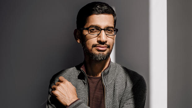 At Sundar Pichai's Google, AI Is Everything—And Everywhere