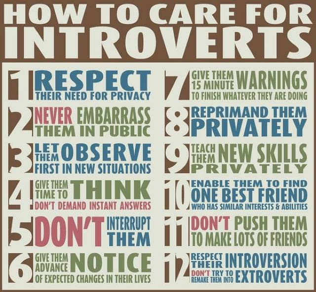 Image result for Introverts