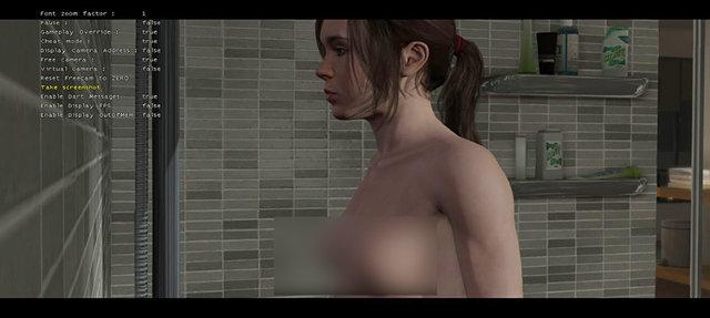 ellen page naked