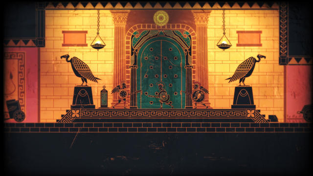 Stunning Video Game Is Like An Ancient Greek Urn Come To Life Co Design Business Design