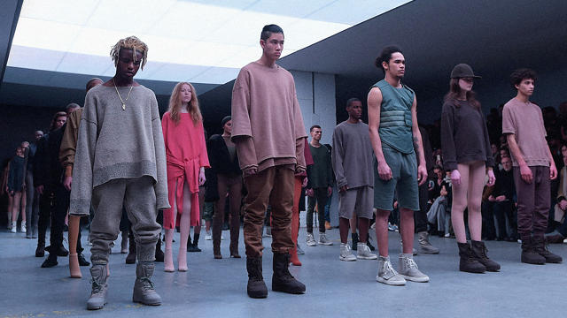 Kanye west clothing line for women