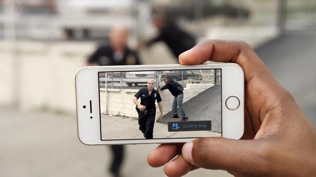 mobile justice app