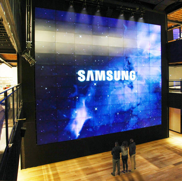 Samsung is opening a massive flagship store that doesn t for New anthropologie stores opening 2016
