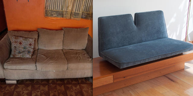Sofa 300 dollars on