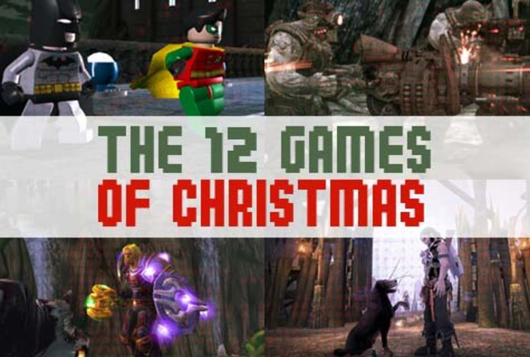 <p>It's the holiday season and video game companies are releasing their best material.  But with so many choices, how do you know which ones to get your favorite gamer?  Don't worry, these 12 will help you earn high scores.</p>