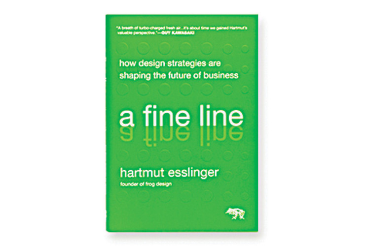 <p> Adapted from <em>A Fine Line: How Design Strategies Are Shaping the Future of Business</em> by Hartmut Esslinger, founder of frog design. Copyright Jossey-Bass, 2009.<br /> Read more or purchase the book at <a href=&quot;http://www.josseybass.com/WileyCDA/WileyTitle/productCd-0470451025.html&quot;>the official site</a>.</p>