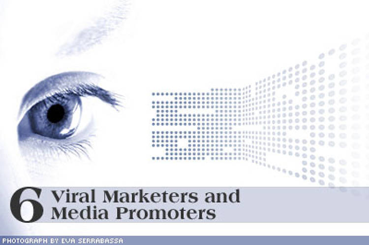 <p>Not to be confused with someone in advertising or public relations, a viral marketer knows how to build an audience from nothing with little more than rumor and excitement. Viral Marketers begin &quot;contagious&quot; campaigns that spread largely through word of mouth and the Internet. </p>