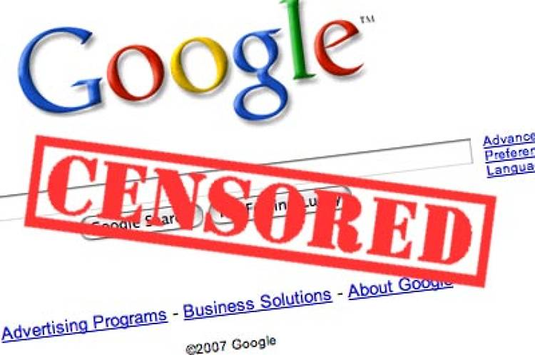 <p>Google has voluntarily censored its content in China, setting up a version of its Website specifically for the country and preventing access to Google.com. Under criticism, the search giant has defended its actions, stating that it would be far more damaging to avoid the Chinese market altogether than to simply restrict the content it makes available in the country. In other parts of the world, localized Google sites like Google.de (Google's German site) abide by the laws of the particular regions they are operating in, which often involves blocking certain content, however it is only in China that Google.com is blocked.</p>