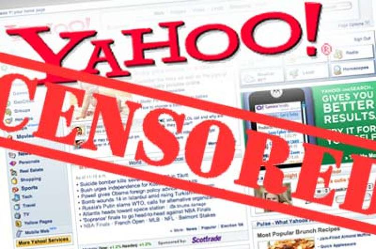 <p>In 2002, Yahoo! signed the Internet Society of China's Public Pledge on Self-Discipline for the Chinese Internet Industry, creating an uproar amongst human rights activists around the world. Called a &quot;political informant&quot; by Reporters Without Borders, the company was accused of sacrificing fundamental human rights in order to gain ground in the Chinese market. In 2005, Yahoo! once again came under fire when it was revealed that its China site supplied data that helped local authorities collect evidence to jail Chinese journalist, Shi Tao. The journalist has been put away for ten years on the grounds that he divulged state secrets by sending the text of an internal Communist Party message to internationally based Websites.</p>