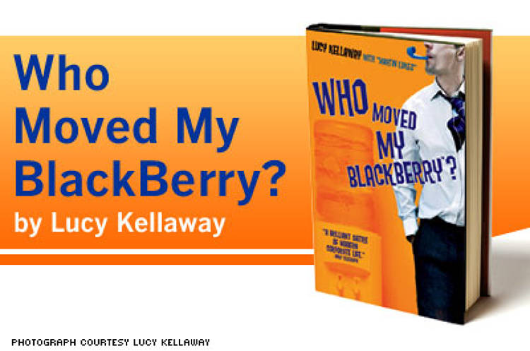<p>A Sammy Glick for the CrackBerry era, Martin Lukes' hilarious story of striving and scheming unfolds through a series of email responses. Why are the Aussies and the Brits so good at skewering corporate nonsense? Read our <a href=&quot;http://www.fastcompany.com/magazine/104/next-author-interview.html&quot; target=&quot;_new&quot; title=&quot;Lucy Kellaway&quot;>interview</a> with the author that also unfolded as a series of Kellaway's replies to our emails.<br /><strong> <a href=&quot;http://www.amazon.com/gp/redirect.html?ie=UTF8&location=http%3A%2F%2Fwww.amazon.com%2FWho-Moved-Blackberry-Lucy-Kellaway%2Fdp%2F1401302513%2Fsr%3D1-1%2Fqid%3D1165507700%3Fie%3DUTF8&s%3Dbooks&tag=fastcompanycom&linkCode=ur2&camp=1789&creative=9325&quot;>Buy the Book</a><img src=&quot;http://www.assoc-amazon.com/e/ir?t=fastcompanycom&amp;l=ur2&amp;o=1&quot; width=&quot;1&quot; height=&quot;1&quot; border=&quot;0&quot; alt=&quot;&quot; style=&quot;border:none !important; margin:0px !important;&quot; /></strong></p>
