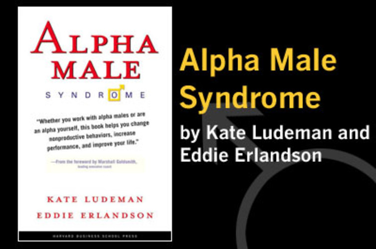 <p>Alpha execs can be the kind of competitive visionaries needed to thrive in a cut-throat economy -- if they don't slash the throat of their colleagues and underlings first. Husband-and-wife consultants Ludeman and Erlandson outline four types of alphas and explore how to remove Achilles heel while still maintaining their superpowers. Read our profile of their ideas <a href=&quot;http://www.fastcompany.com/magazine/105/open_alpha.html&quot; target=&quot;_new&quot; title=&quot;Alpha Male&quot;>here</a>.<br /><strong> <a href=&quot;http://www.amazon.com/gp/redirect.html?ie=UTF8&location=http%3A%2F%2Fwww.amazon.com%2FAlpha-Male-Syndrome-Kate-Ludeman%2Fdp%2F1591399130%2Fsr%3D1-1%2Fqid%3D1165516548%3Fie%3DUTF8&s%3Dbooks&tag=fastcompanycom&linkCode=ur2&camp=1789&creative=9325&quot;>Buy the Book</a><img src=&quot;http://www.assoc-amazon.com/e/ir?t=fastcompanycom&amp;l=ur2&amp;o=1&quot; width=&quot;1&quot; height=&quot;1&quot; border=&quot;0&quot; alt=&quot;&quot; style=&quot;border:none !important; margin:0px !important;&quot; /></strong></p>
