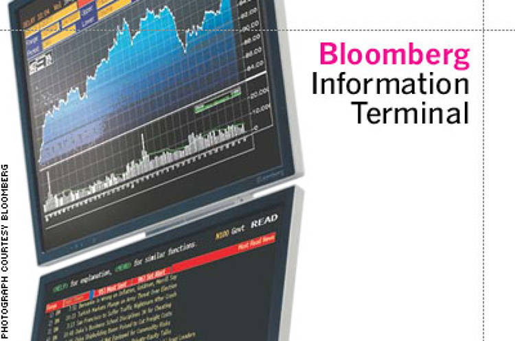 <p> &quot;Thehappycorp's redesign of the Bloomberg information terminal brings in social networking, news maps, even market lava lamps, making financial information more personal and accessible.&quot; -- Tom Wujec, Autodesk </p>