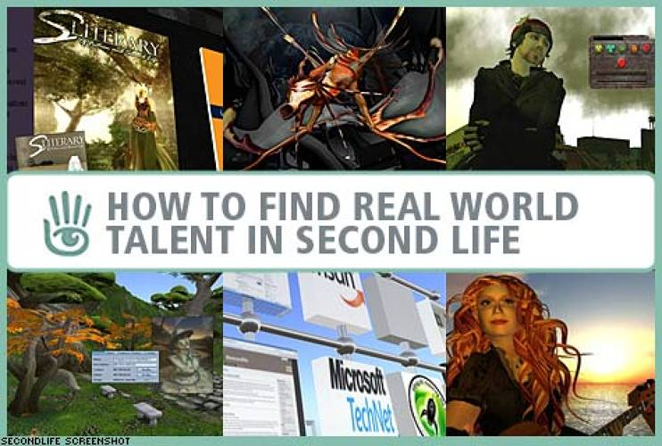 <p> Virtual worlds like Second Life are massive, interactive places that are as diverse as the Web itself. Is it possible to find real world creative talent in the metaverse? Of course! Here are six creative skills that exist in plain view -- and how to dig deeper. </p>