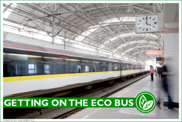 <p> As part of its Olympic cleanup, Beijing replaced its diesel buses with the world's largest fleet of natural gas buses, which spew fewer emissions. </p>