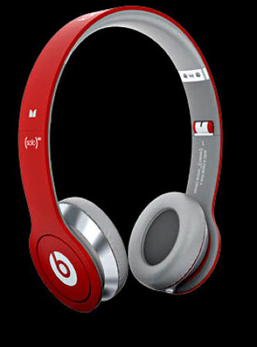 Championed by Lady Gaga herself.  Five bucks from the sale of each product will go directly to the Global Fund to support AIDS programs in Africa . Later this year, Beats will introduce a special <a href=&quot;http://beatsbydre.com/products/Products.aspx?pid=B1112&quot;> Heartbeats headphone for (RED)</a> . The Special Edition Beats headphones feature something called &quot;ControlTalk,&quot; that lets you control your listening and phone calls via a cable equipped with an integrated high grade microphone and answer button. No more fishing in your pocket or handbag to answer the phone or  turn up the volume!