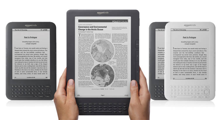 What was it about the Kindle that transformed the e-reading market? Somehow, readers who had been squeamish about e-readers suddenly climbed aboard. The first generation of the Kindle debuted in 2007 and sold out within hours, remaining out of stock for months. It's now in its third iteration.