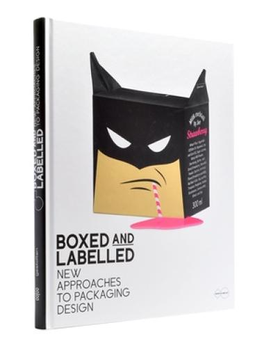 <a href=&quot;http://www.gestalten.com/books/detail?id=ceaea76522c5748d0122c5cc509f000b&quot; target=&quot;_blank&quot;><em>Boxed and Labeled: New Approaches to Packaging Design</em></a>, by R. Klanten, S. Ehmann, H. Baltzer, S. Moreno. (Gestalten, 288 pages, $65)  The book focuses on playful, graphic packaging designs--ranging from silly boxes to containers completely covered in delicate illustrations.