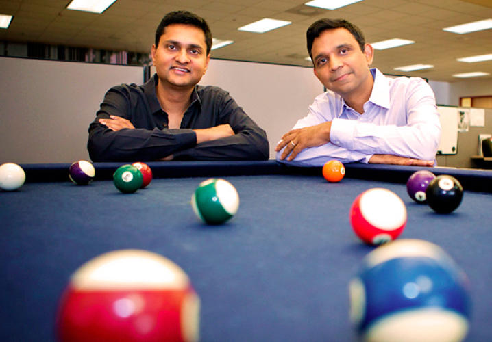 Anand Rajaraman and Venky Harinarayan are the Indian duo building social--and mobile--powered commerce products for Walmart Labs. Their Shopycat app looks at Facebook as a huge stream of data to predict what gifts your friends will like.<a href=&quot;http://www.fastcompany.com/most-creative-people/2012/anand-rajaraman-venky-harinarayan&quot;> Read more here</a>.
