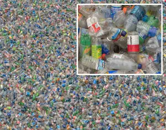 2 million: the number of plastic beverage bottles used in the U.S. every 5 minutes.