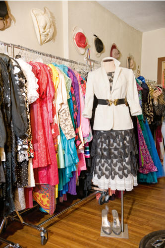 <p>Vintage fan Ashley finds other kinds of inspiration at the Montrose store Fashion Plate.</p> <p><a class=&quot;float-left&quot; href=&quot;http://www.fastcompany.com/magazine/155/fast-cities-2011.html&quot; target=&quot;_new&quot;><img src='http://images.fastcompany.com/upload/fast-cities.gif' alt='Fast Cities' border='0' /></a></p> <p>Read more about <a href=&quot;http://www.fastcompany.com/magazine/155/fast-cities-2011.html&quot; target=&quot;_new&quot;>Fast Cities 2011</a>.</p>