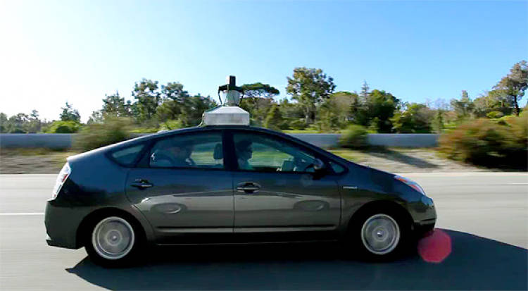 Google surprised us all this week with <a href=&quot;http://googleblog.blogspot.com/2010/10/what-were-driving-at.html/&quot;>news</a> that the company has been secretly testing autonomous cars for years. The project isn't exactly new: Google's fleet of self-driving Toyota Priuses have already logged 140,000 miles driving across California using cameras, radars, and lasers.  Sebastian Thrun, creator of Google's Street View and the director of the Stanford Artificial Intelligence Laboratory, has been building autonomous vehicles since 2005. And Thrun isn't the only one.