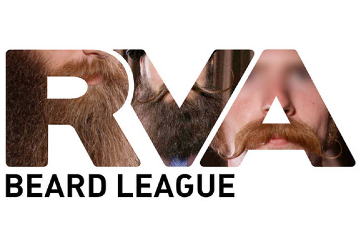"The students developed an online logo generator that allows anyone to upload their own images into the letters ""RVA."""