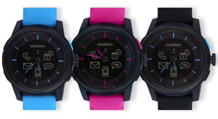 <p>A little like a simpler, more traditional wristwatch than its rival <a href=&quot;http://www.fastcompany.com/1834583/pebble-killed-it-kickstarter-now-what&quot; target=&quot;_self&quot;>Pebble</a>, the <a href=&quot;http://www.cookoowatch.com/Product_features.html&quot; target=&quot;_blank&quot;>Cookoo</a> watch just got a big CES launch. It connects to your smartphone over Bluetooth 4, and relays all sorts of useful data and alerts to your wrist so you have to fish out your phone from that awkward jeans pocket fewer times per day.</p>