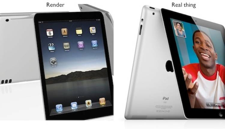 <p>Descriptive bits of information about the upcoming iPad 2 leaked out months ahead of its release, followed by third party case designs that suggested a narrow body. That proved to be almost exactly right.</p>