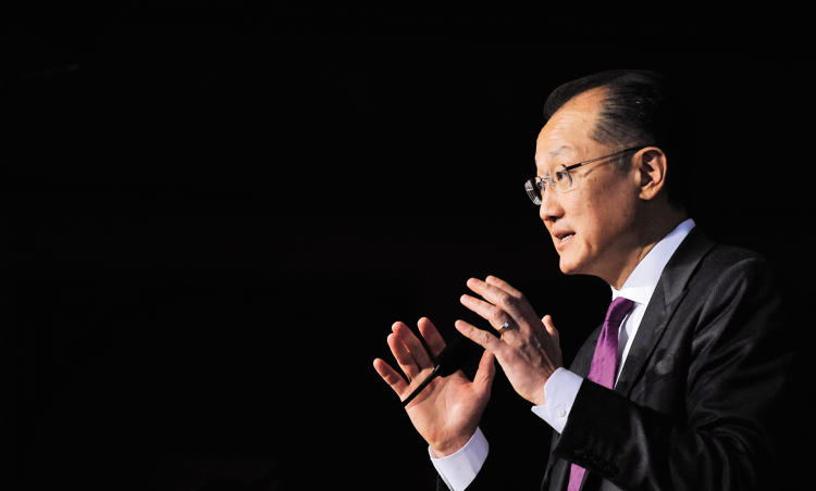 <p><strong><u>2011</u></strong><br /> <strong>Jim Yong Kim [<a href=&quot;http://www.fastcompany.com/most-creative-people/2011/jim-yong-kim-dartmouth&quot; target=&quot;_self&quot;>rank: 9</a>]</strong><br /> <u>Then</u>: President, Dartmouth College I <u>Now</u>: President, World Bank<br /> The World Bank named Kim its new president last April. This year, he made headlines by calling for an end to extreme poverty by the year 2030. Meanwhile, University of Michigan provost Philip <br /> J. Hanlon will succeed him at Dartmouth in July.</p>