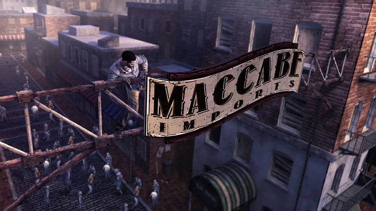 "<p>The episodic model presented its own challenges. A tight production schedule was one of them. While an episode is ""live,"" Telltale is already at work on the next.</p>"