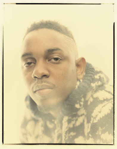 <p><strong>Kendrick Lamar: Musician, rapper</strong><br /> &quot;There are so many thoughts of being scared of failure when you're trying something there,&quot; Lamar says. &quot;And that's what holds a lot of people back--when you're stuck in this position, when you're constantly seeing negative things and you want to do something positive but you're scared that it might not work.&quot;</p>