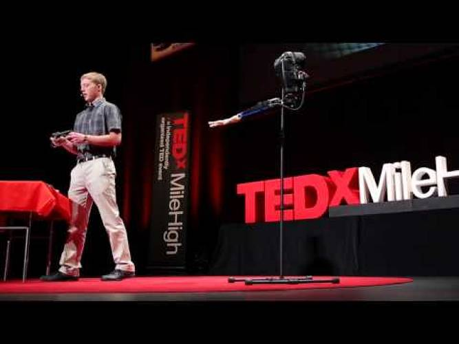 <p>Teen engineer Easton LaChappelle taught himself 3-D printing and created a robotic limb with as much motion and almost as much strength as a human arm for just $400.</p>