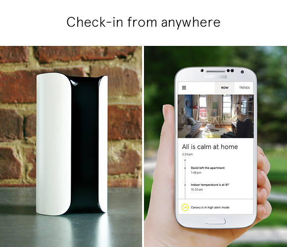 <p>With the mobile app, users can check in on a space from anywhere.</p>