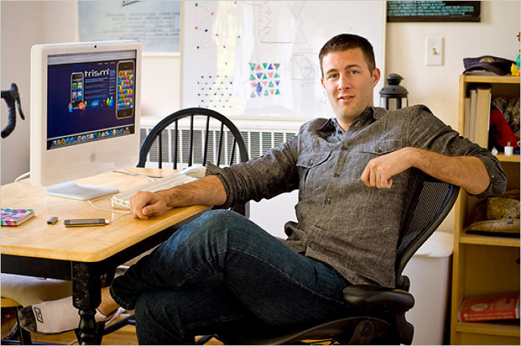 <p>In July of 2008, the App Store was an untested novelty. The demand and appeal were in place, but it wasn't until Steve Demeter went public with his app's success, stating he had made $250,000 in two months, as a solo developer did the potential become fully realized. Demeter was the man behind the puzzle game Trism. iPhone users around at the inception of the App Store will remember the triangle shapes which played off a Bejeweled style gameplay. Initially offered as a free download for the jailbreak community before any official SDK was available, Demeter's Trism was the app every independent developer dreamed of making. Trism 2 looks to have a 2013 release with the developer regaining an appreciation for what made his initial game such a hit.</p>