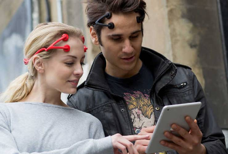 <p>Foc.us is worn on the head for five to 10 minutes, though it is unclear how long the effects last. Some early reviews with the prototype suggest there are lingering effects, even after removing the headset.</p>
