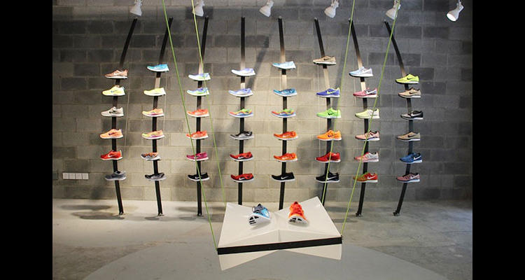 <p>Nike has been interested in trash for a while now. Back in 2008, it made some nice looking basketball shoes from scraps of foam and synthetic leather.</p>